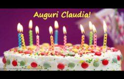 Buon Compleanno Claudia..!!